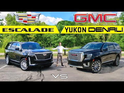 External Review Video eJHnI3Z5BKE for Cadillac Escalade SUV (5th Gen)