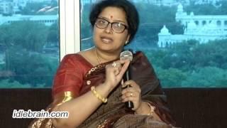 Tulasi Shivamani about Shankarabharanam Film Awards