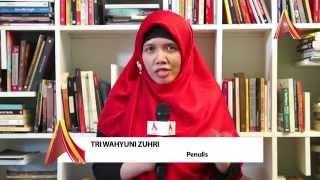 Tips Menulis - Tri Wahyuni Zuhri