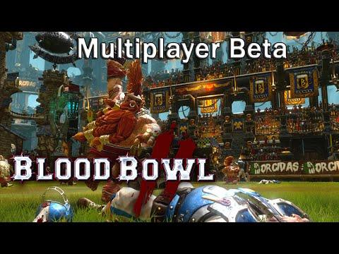 Gameplay de Blood Bowl II Legendary Edition