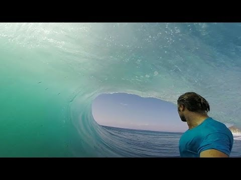 Surfers with GoPros: Anthony Walsh