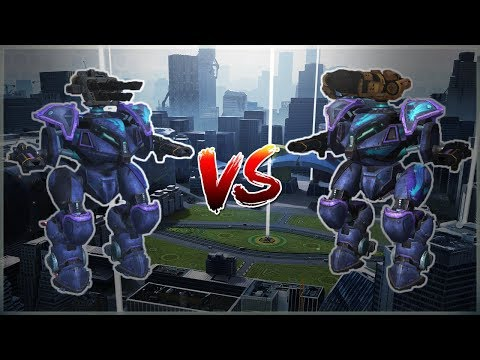 [WR] 🔥 Avenger Halo VS Ember Halo MERCURY - Comparison With Gameplay | War Robots