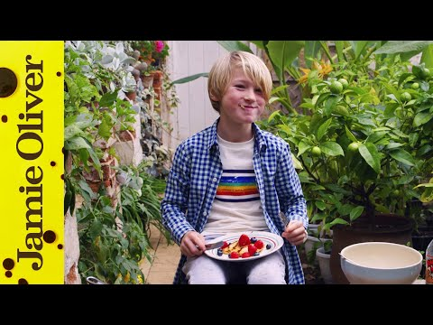 Pancakes | Buddy Oliver | 1 of 5 #KitchenBuddies