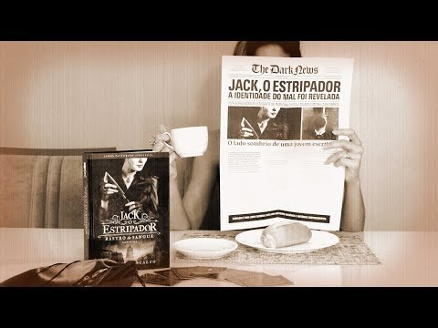JACK, O ESTRIPADOR - RASTROS DE SANGUE, de Kerri Meniscalco  |  Crescendo em Flor