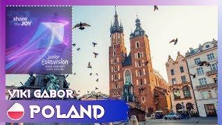 Poland 🇵🇱 – POSTCARD – JESC 2019 – Viki Gabor   Superhero