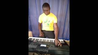 running to you chike ft semi piano cover