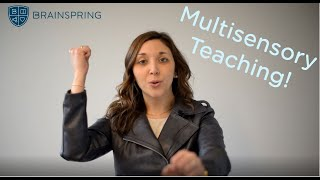 Helpful Hints: MULTISENSORY TEACHING AND ORTON-GILLINGHAM