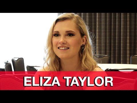 The 100 Season 3 Clarke Interview - Eliza Taylor | MTW