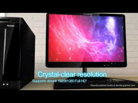 Lenovo H320 desktop