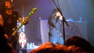 Anthrax - Earth On Hell (live) 1st ever performance!!!