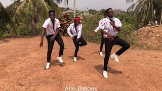 Kidi - Enjoyment Dance Cover By Allo Dancers