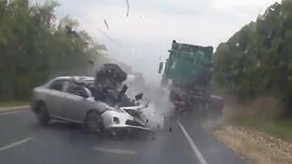 Жесткие  аварии Июля третьей недели