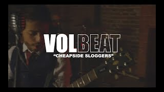 VOLBEAT   Cheapside Sloggers Ft. Gary Holt [Behind The Scenes]