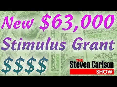 💰💰  $63,000 SBA Business Grant BETTER THAN EIDL!