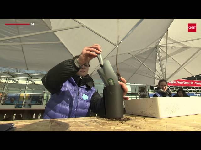 CeBIT in 100 Sekunden | Eröffnung und Charity