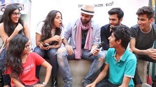 Girls Vs Boys The Big Battle At Jai Hind Entourage 2016 - Baap Of Bakchod - Sid | Kholo.pk