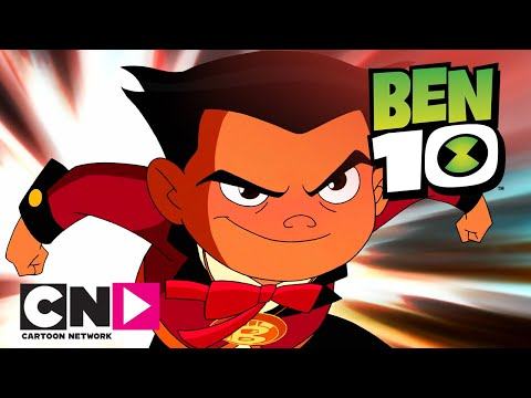 Ben 10   Gra Zapaśnik Sumo   Cartoon Network  downoad full Hd Video