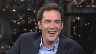 Norm Macdonald on Letterman - Working Out & Larry Flynt 1997