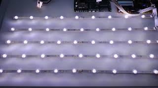 """Подсветка 42"""" V14 Slim DRT L1, R1-Type, L2, R2-Type, 6916L-1682B, 1683B, 6916L-1684B, 1685B для телевизора LG 42LB720V от компании art-techservice - видео"""