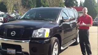 Review:  why a 2004 Nissan Armada under $6000 is such an amazing value