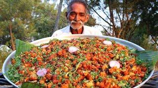 Gobi 65 Recipe | Easy & Crispy Cauliflower 65 recipe | Home Made Gobi Manchurian | Grandpa Kitchen