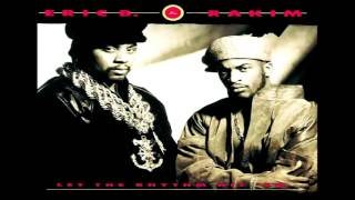 Let The Rhythm Hit Em Instrumental (Album Version) - Eric B & Rakim