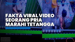Fakta Viral Video Seorang Pria yang Marahi Tetangga karena Anaknya Disuruh Cuci Kaki saat Bertamu