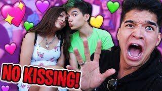 Surprised Little Bro with Dream Girl AGAIN! *2nd Date*