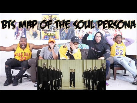 BTS (방탄소년단) MAP OF THE SOUL : PERSONA 'Persona' Comeback Trailer Reaction/Review