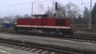 preview picture of video 'BR V100 in Döbeln'