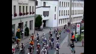 preview picture of video '22. Erzgebirgs-Bike-Marathon (ebm) 2014 Start 03.08.2014'