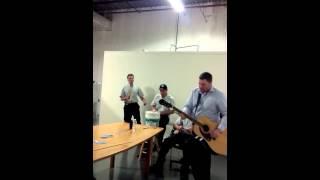 Dave Spicer Sings Nirvana