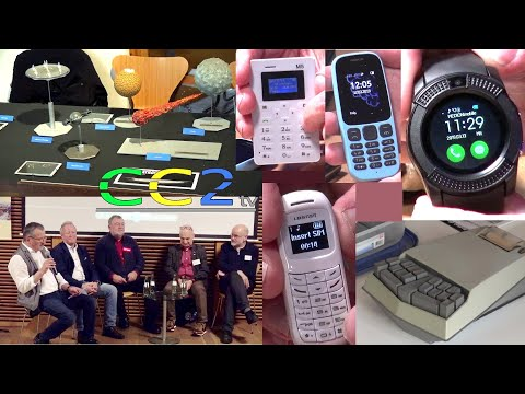 CC2tv #246 Raumpatrouille Orion und billige Mini-Telefone