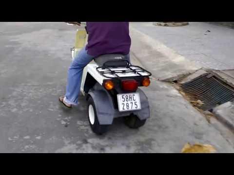 Honda Gyro X 50cc