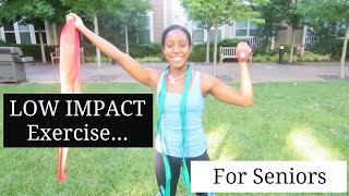 Basic Low Impact Complete 20 Minute Workout by Dr. Siobhan France