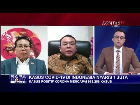 Kasus Covid-19 di Indonesia Nyaris 1 Juta, Apa Kendalanya?