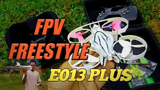 Freestyle fpv Micro drone e013 plus With OTG 01 PRO EACHINE VS LS008D