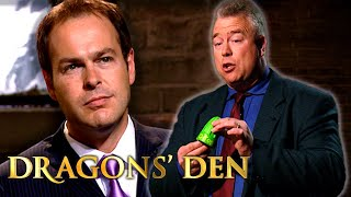 Peter Tells Entrepreneur To Dump His Product & Work For Him Instead | Dragons' Den