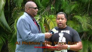 Does He Love Me  <b>Vince Bell</b> Cast Member Interview