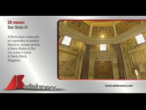 SANTO DEL GIORNO: SAN SISTO III