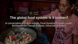 The global food system: Is it broken?