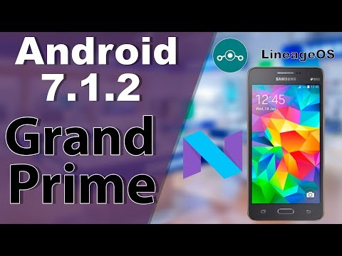 Galaxy Grand Prime Plus / J2 Prime Android 7 0 Nougat update