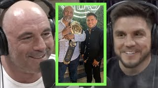 Henry Cejudo Did DMT with Mike Tyson | Joe Rogan