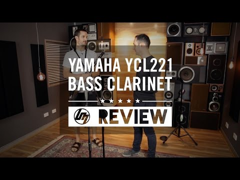 Yamaha YCL221 Bass Clarinet Review | Better Music