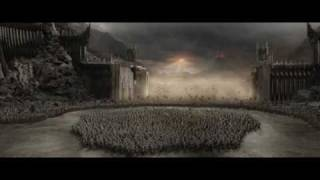 batalla final ante la puerta negra