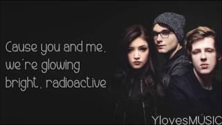 Against The Current - In Our Bones (Lyrics)