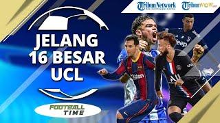 Jelang Laga 16 Besar Liga Champions, Barcelona VS PSG, Pertemuan Messi dan Neymar