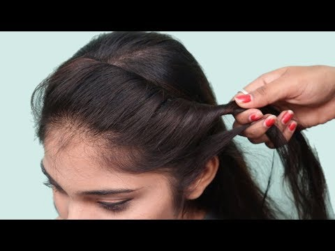 Download Easy Braided Hairstyle For Weddingfunction Hair Style