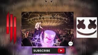 skrillex & marshmello - EDC (Las Vegas 2016) (Angel Mc)