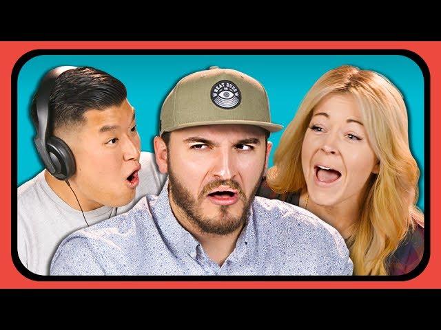 Youtubers React To Reddit 50 50 Challenge 2